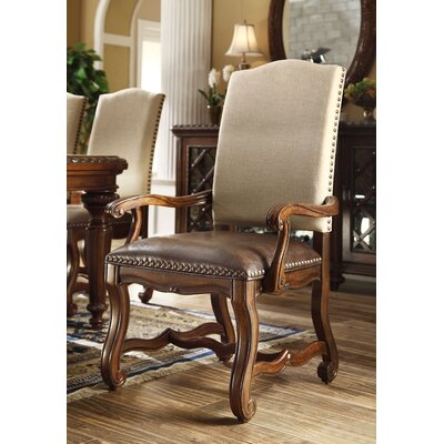 Eason Upholstered Dining Chair (Set of 2)