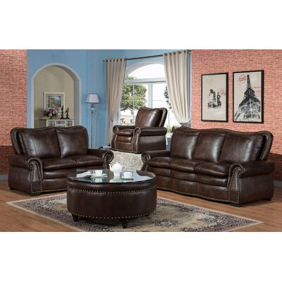 American Heritage Sofa and Loveseat Set