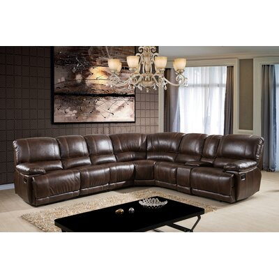 Comfort Reclining Sectional SF3671SEC