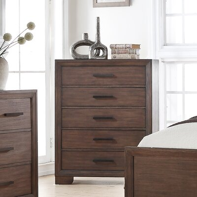 Urban 5 Drawer Chest