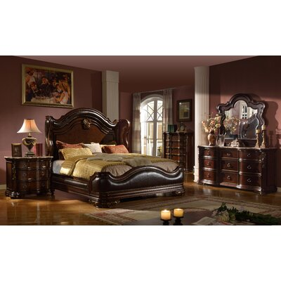 Erwan Bedroom Set Size: King
