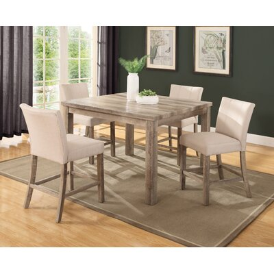 Longwell Upholstered Dining Chair (Set of 2)