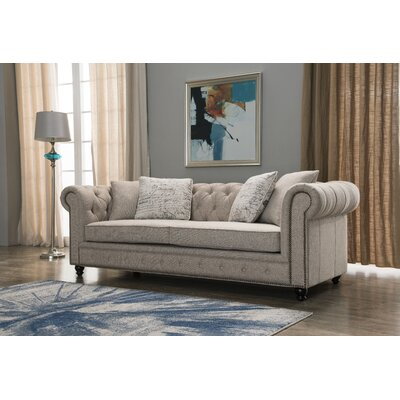 Lunceford Chesterfield Sofa