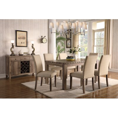 Mach 7 Piece Dining Set