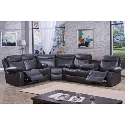 Cantara Reclining Sectional