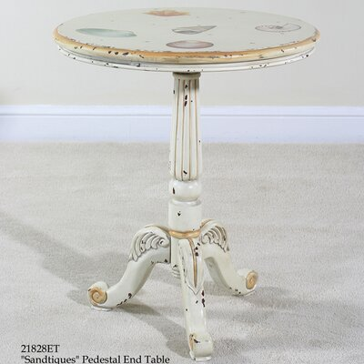 Lease to own Sandtiques End Table...