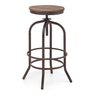 Financing Twin Peaks Bar Stool Seat Height: B...
