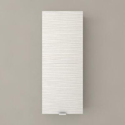 Textures 12 x 30 Surface Mount Medicine Cabinet Finish: Contour White