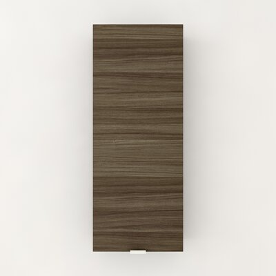 Textures 12 x 30 Surface Mount Medicine Cabinet Finish: Driftwood