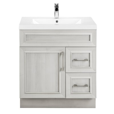 Classic 30 Single Vanity Set Base Finish: Meadows Cove