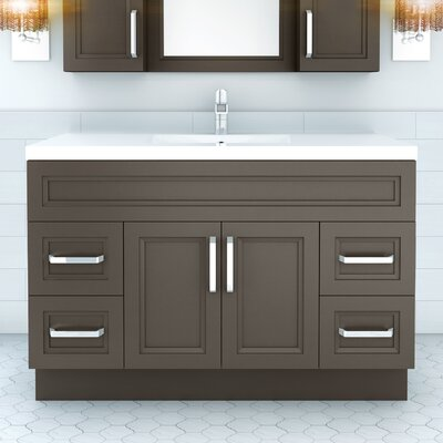 Urban 48 Vanity Single Bowl Finish: Sundown