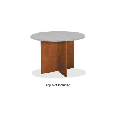 BW Veneer X-Base for Table Finish: Cherry Product Photo 8137