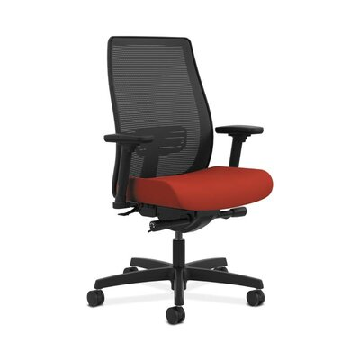Endorse Mid-Back Mesh Office Chair Color: Poppy Product Picture 5927
