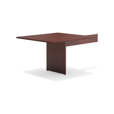 8 Rectangular Conference Table Finish: Mahogany