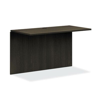 BL Series 28.44 H x 47.75 W Desk Bridge Finish: Espresso