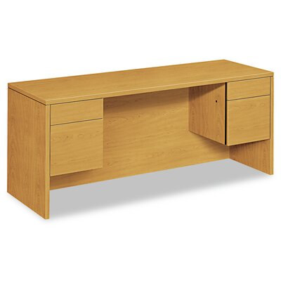 10500 Series Kneespace Credenza With Pedestals Product Picture 5927