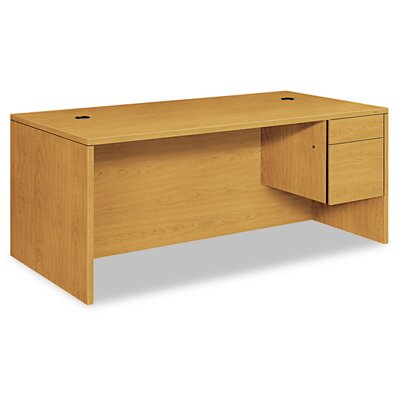 10500 Series Large Right Pedestal Office Desk Product Photo 232