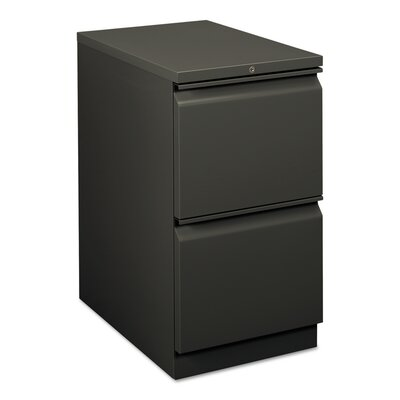 Flagship Mobile File/File Pedestal Finish: Charcoal Product Photo 387