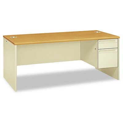 38000 Series Right Pedestal Desk Product Picture 3363