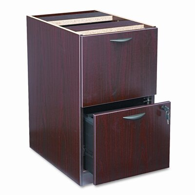 27.75 H x 15.63 W Desk File Pedestal