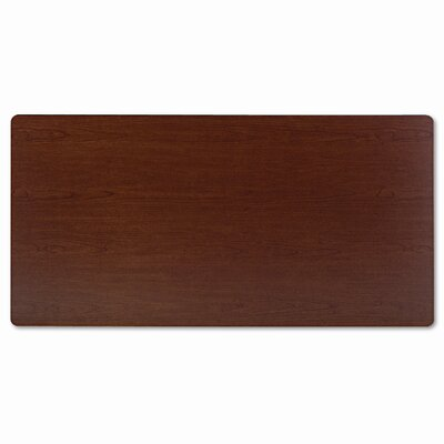 Rectangular Training Table Top, 60w x 30d, Bourbon Cherry