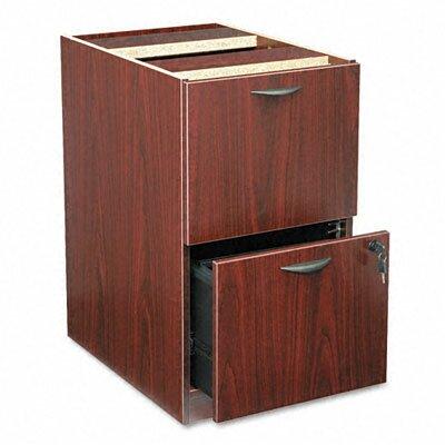 BL Series 27.75 H x 15.63 W Desk File Pedestal Finish: Medium Cherry