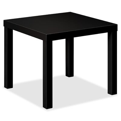 Corner Table Finish: Black