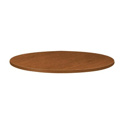 Round Table Top, 42 Diameter Color: Bourbon Cherry