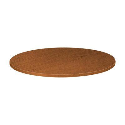 Round Tabletop, 48Diameter, Bourbon Cherry