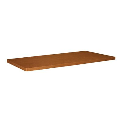 Table Top, Rectangular, Bourbon Cherry