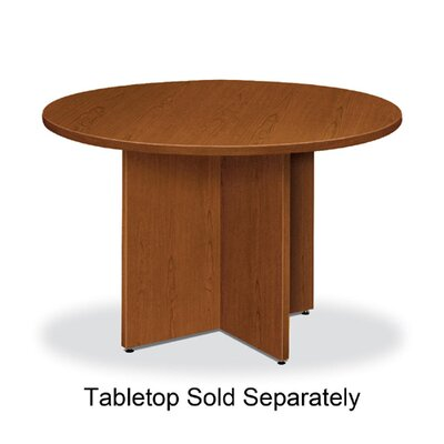 Base, for Round Table, 29-1/8 H, Bourbon Cherry Product Image 173