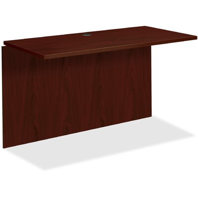 BL Series 29 H x 36 W Desk Bridge and Connector Finish: Mahogany