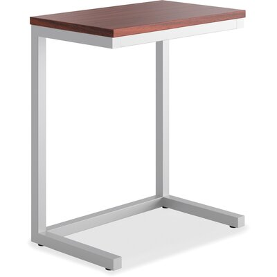 Occasional Cantilever End Table Finish: Chestnut