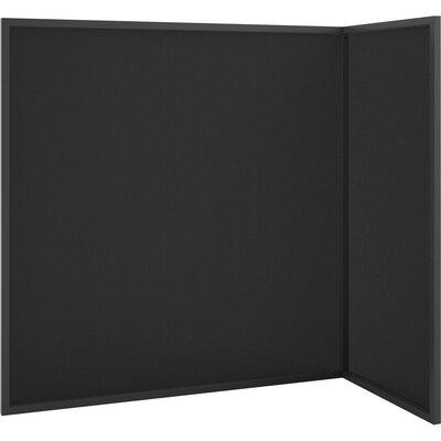 "2 Panel Room Divider, 50"" H x 49"" W"