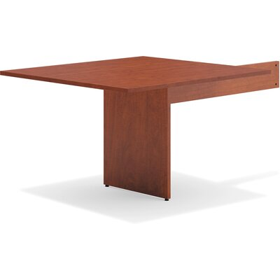 47.50 H x 44 W Desk Peninsula Finish: Medium Cherry