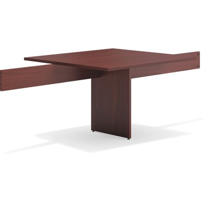 BL Laminate Table Adder Finish: Mahogany