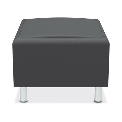 Lounge Ottoman Upholstery: Charcoal