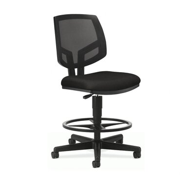 Volt Series Mid-Back Mesh Task Chair Color: Black Product Photo 387