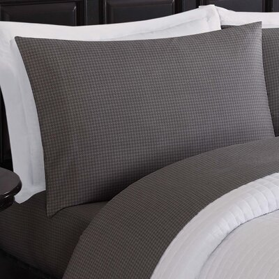 Houndstooth Sheet Set Size: Full