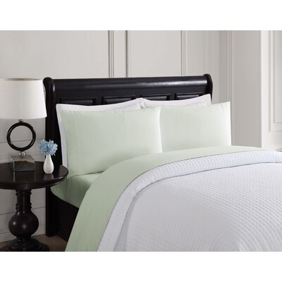Sheet Set Size: King, Color: Green