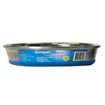 DuraPet Bowl Cat Dish Size: 12 oz.