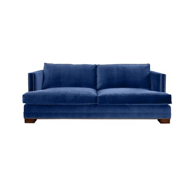 Calais Sofa Upholstery: Blue