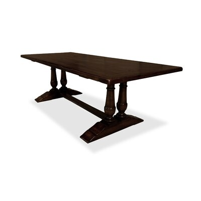 Ankara Dining Table 96 Finish: Espresso