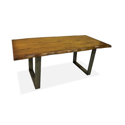 Prague Dining Table 84 inch Finish: Maple
