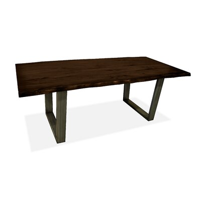 Prague Dining Table 96 inch Finish: Espresso