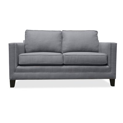 Cannes 60 Sofa Upholstery: Grey
