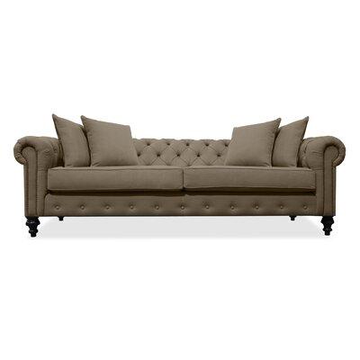 Hanover Tufted 90 Sofa Upholstery: Camo