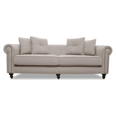 Gautier Lux Sofa Upholstery: Sand