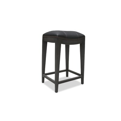 Manchester 30 Bar Stool Finish: Grey