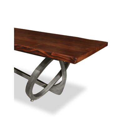Milano Dining Table Finish: Cognac